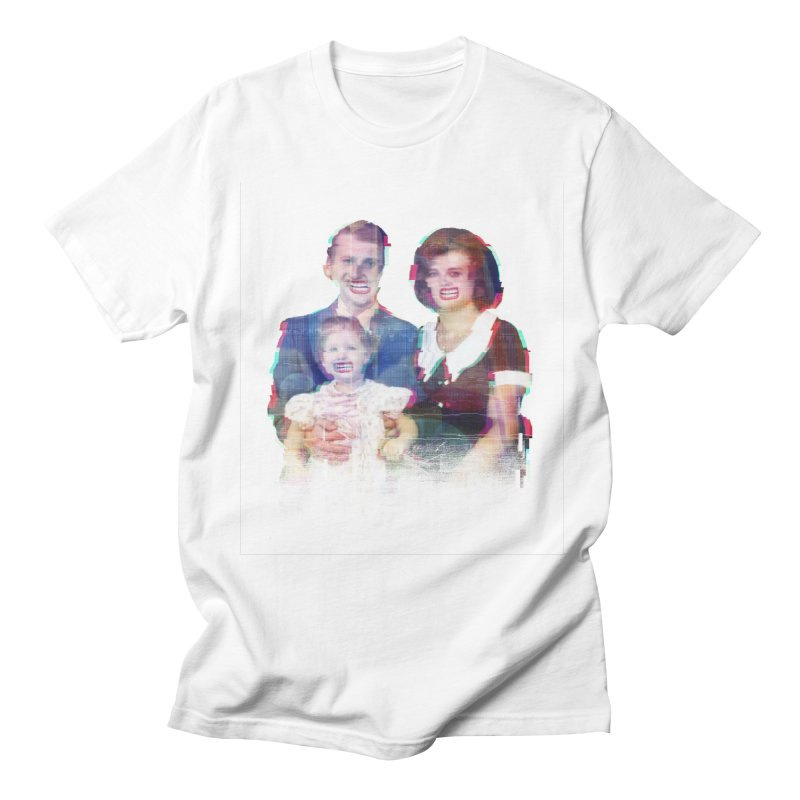 We're A Happy Family Women's Unisex T-Shirt by Victor Calahan
