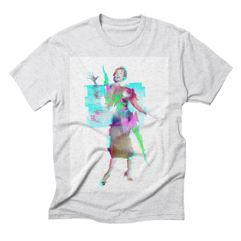 Love Struck Men's Triblend T-shirt by Victor Calahan