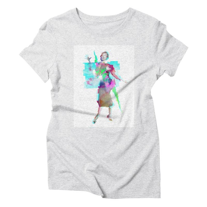 Love Struck Women's Triblend T-shirt by Victor Calahan