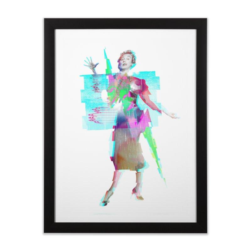 Love Struck Home Framed Fine Art Print by Victor Calahan