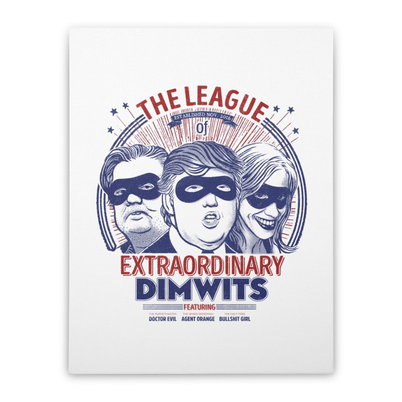 Extraordinary Dimwits   by Victor Calahan