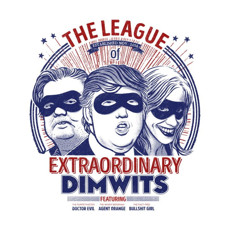 Extraordinary Dimwits None  by Victor Calahan