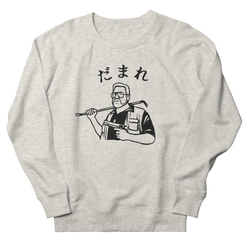 STFU Women's Sweatshirt by Victor Calahan