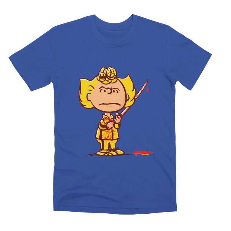 Kiddo Men's T-Shirt by Victor Calahan