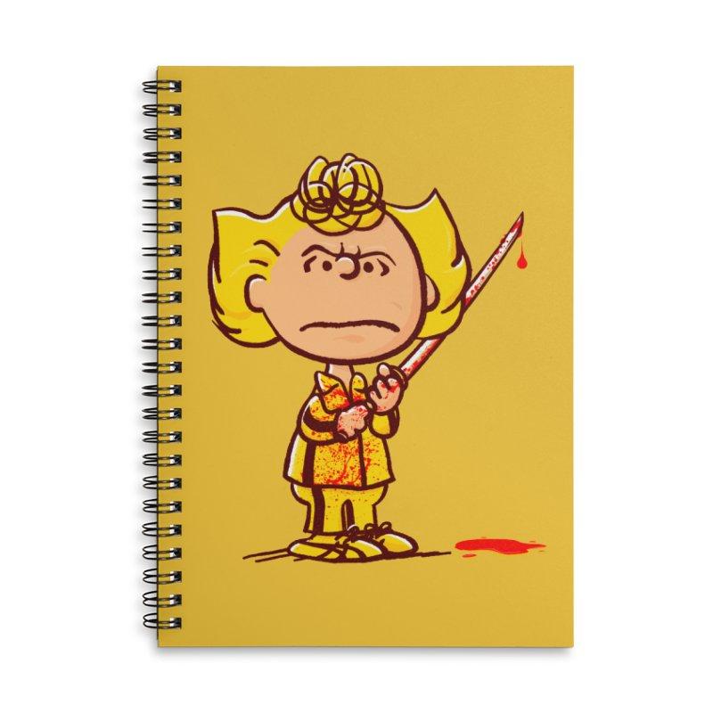 Kiddo Accessories Notebook by Victor Calahan