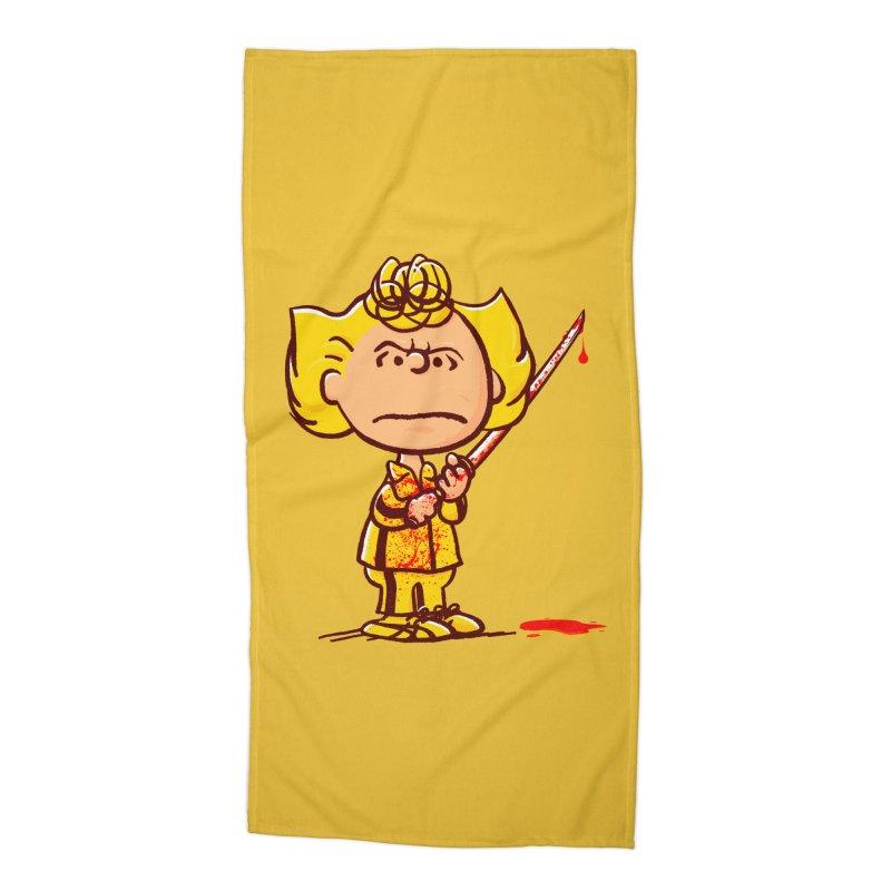 Kiddo Accessories Beach Towel by Victor Calahan