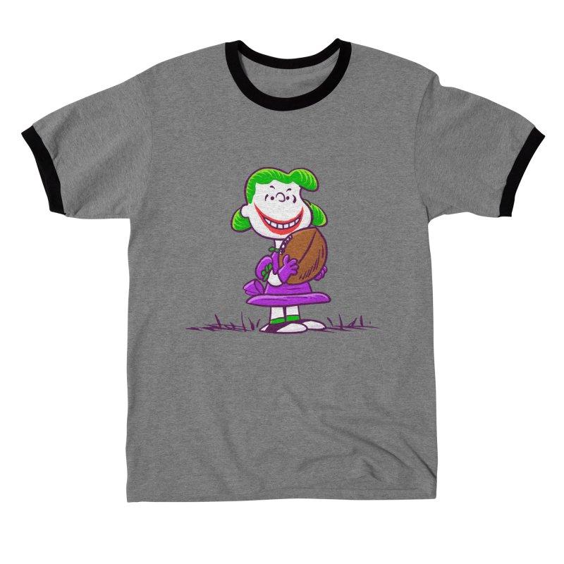 Joker Men's T-Shirt by Victor Calahan