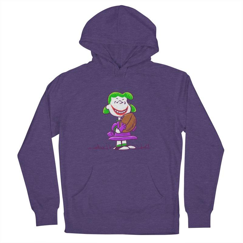 Joker Men's Pullover Hoody by Victor Calahan