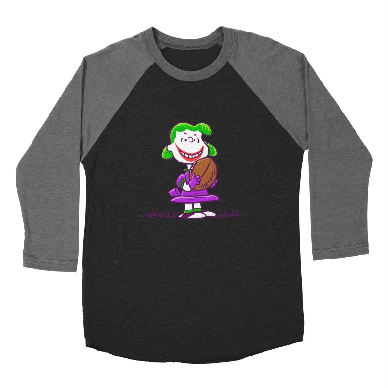 Joker Men's Longsleeve T-Shirt by Victor Calahan