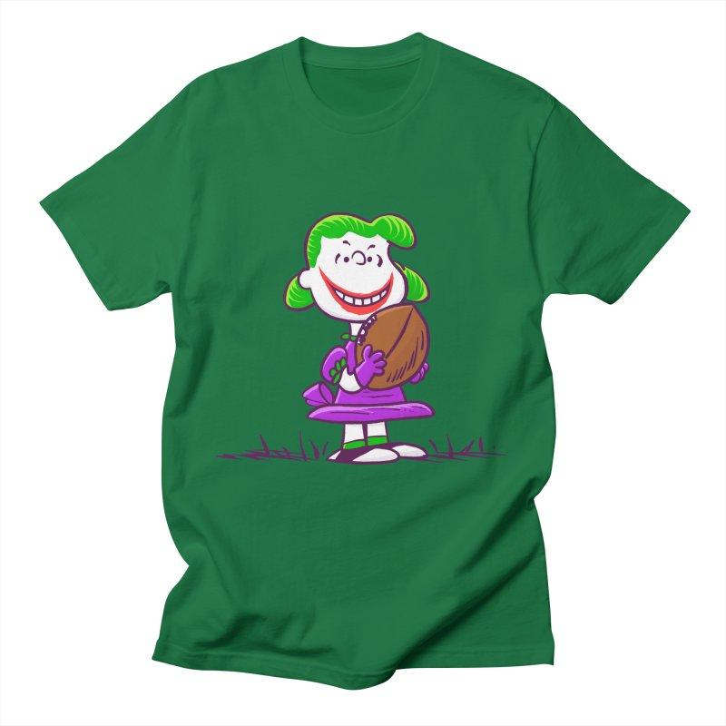 Joker Women's T-Shirt by Victor Calahan
