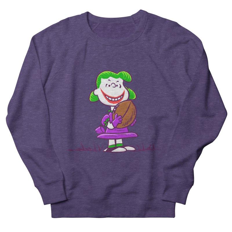 Joker Men's Sweatshirt by Victor Calahan