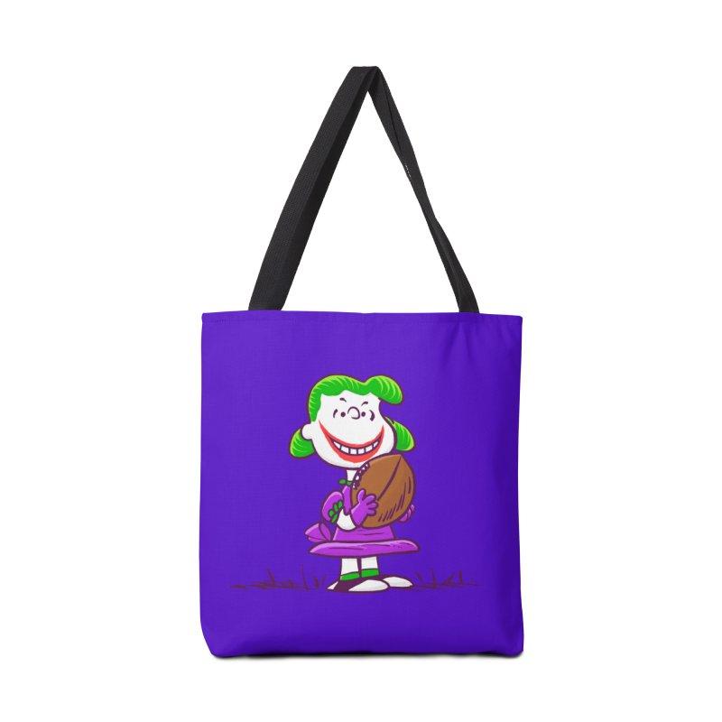 Joker Accessories Bag by Victor Calahan