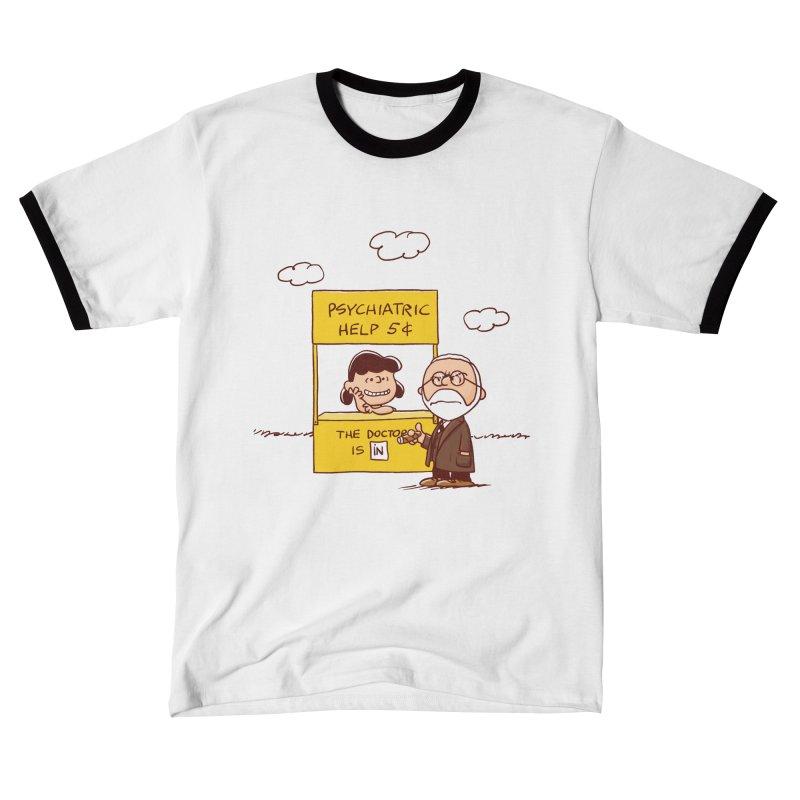 Doppelgänger Men's T-Shirt by Victor Calahan