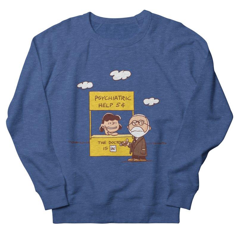 Doppelgänger Men's Sweatshirt by Victor Calahan