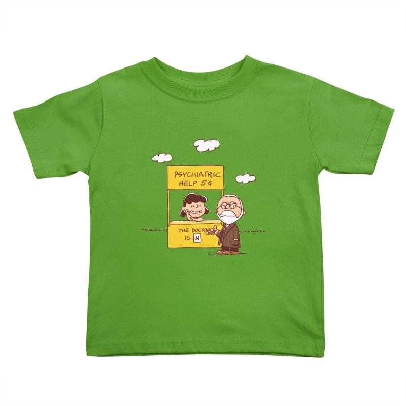 Doppelgänger Kids Toddler T-Shirt by Victor Calahan
