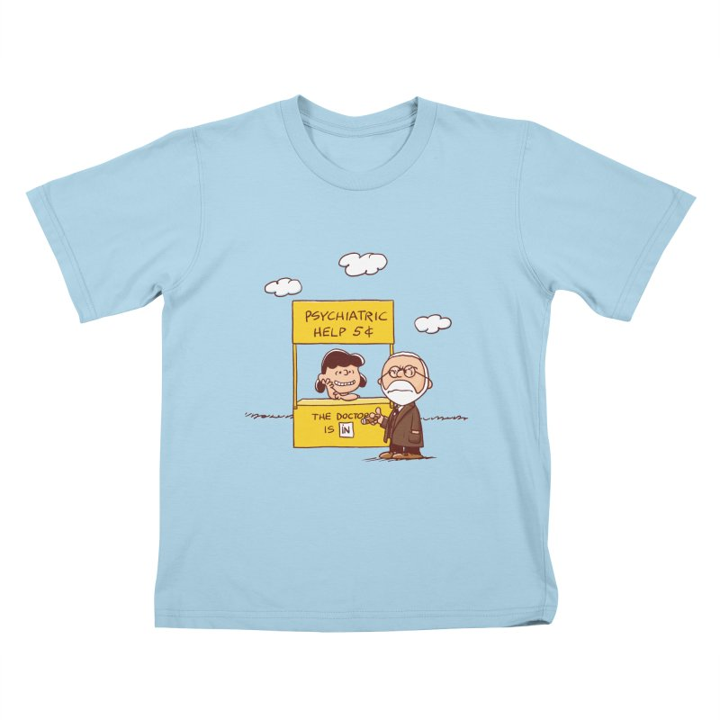 Doppelgänger Kids T-Shirt by Victor Calahan