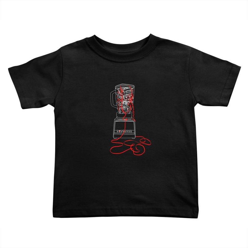 Mixtapes Kids Toddler T-Shirt by Victor Calahan