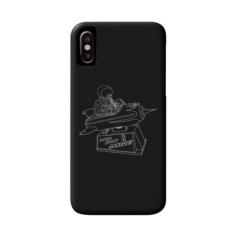 Space Journey Accessories Phone Case by Victor Calahan