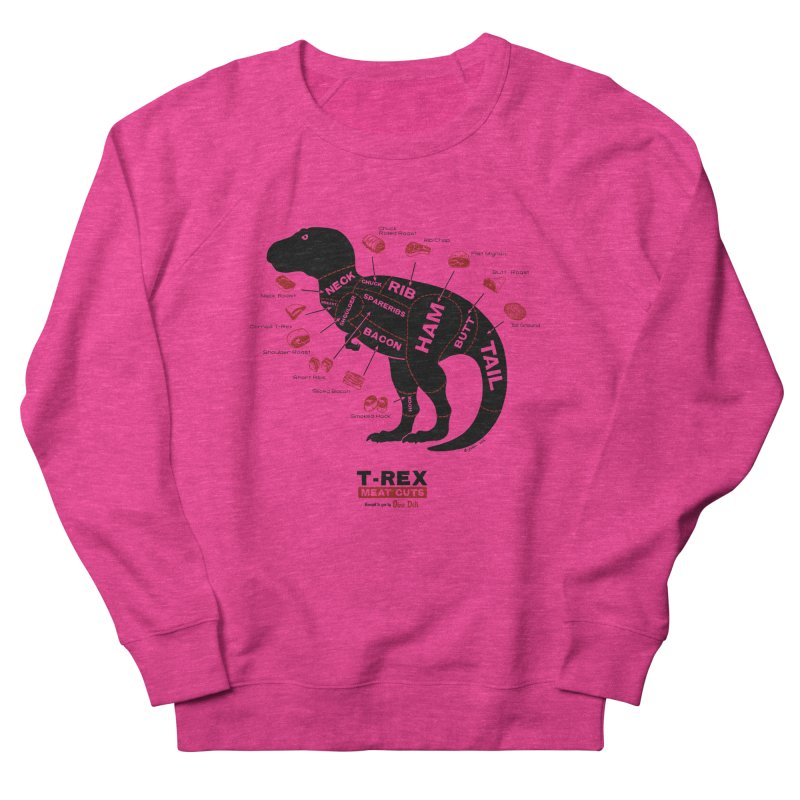 Dino Deli Men's Sweatshirt by Victor Calahan