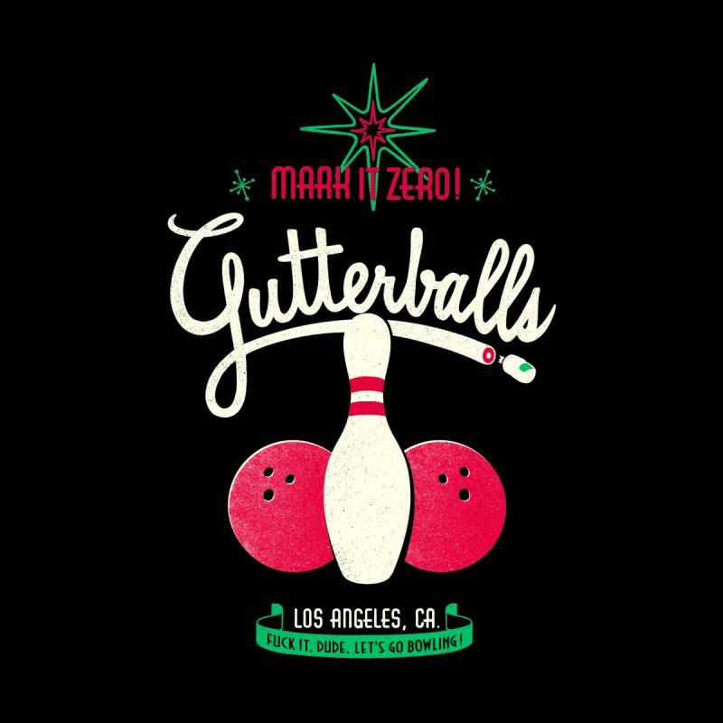 Gutterballs by Victor Calahan