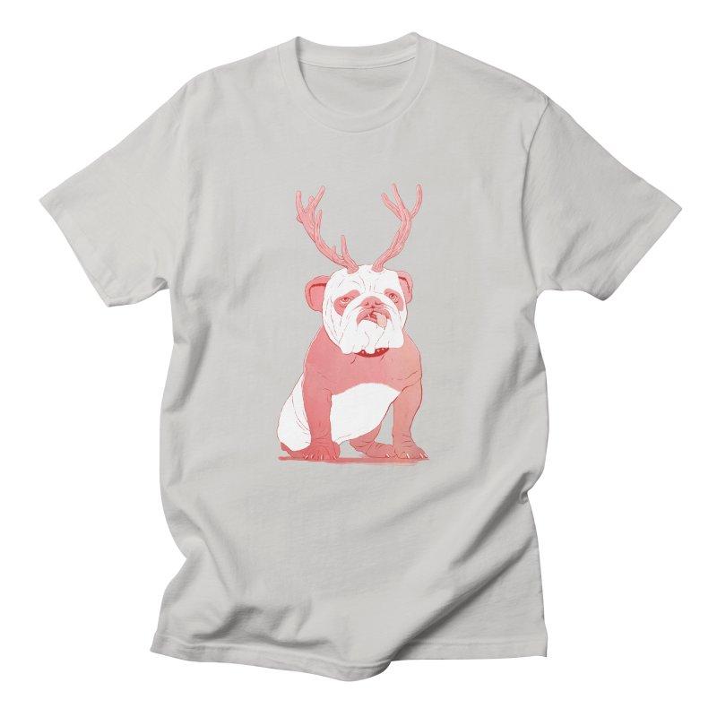 Bull 2.0 Men's T-shirt by Victor Calahan