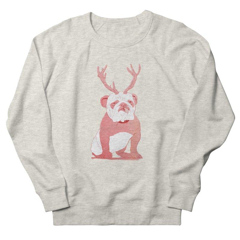 Bull 2.0 Women's Sweatshirt by Victor Calahan