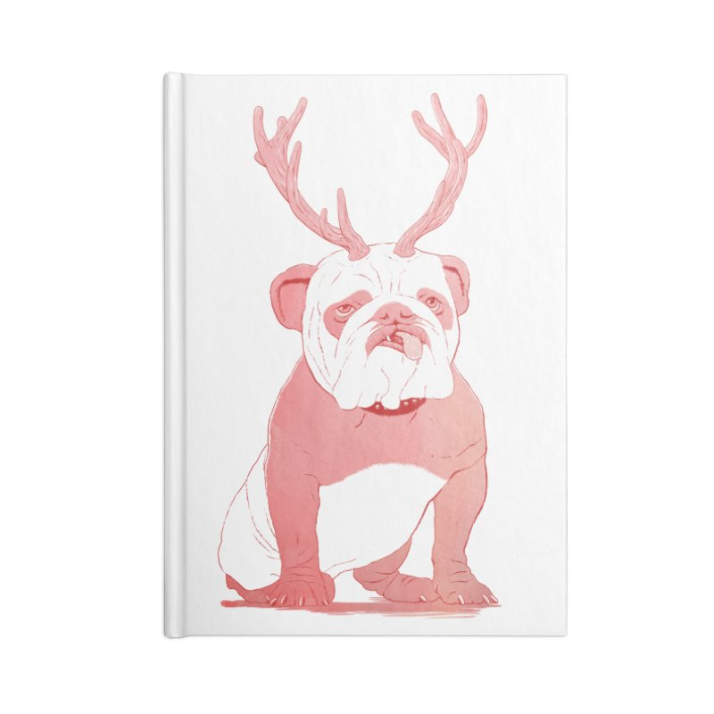 Bull 2.0 Accessories Notebook by Victor Calahan