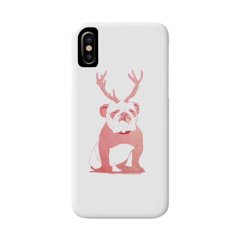 Bull 2.0 Accessories Phone Case by Victor Calahan