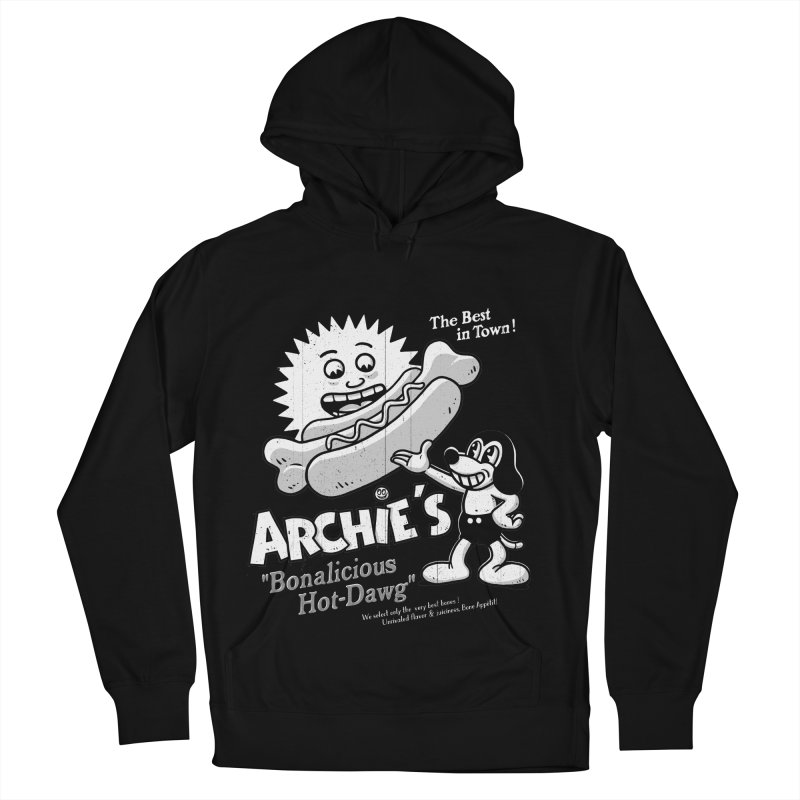 Archie's Men's Pullover Hoody by Victor Calahan