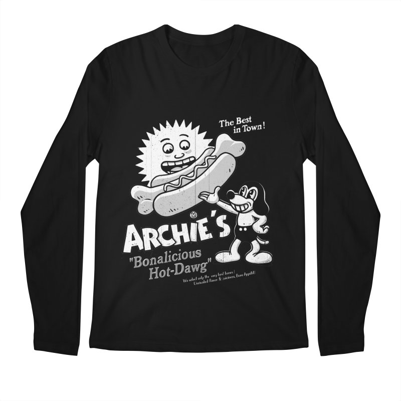 Archie's Men's Longsleeve T-Shirt by Victor Calahan