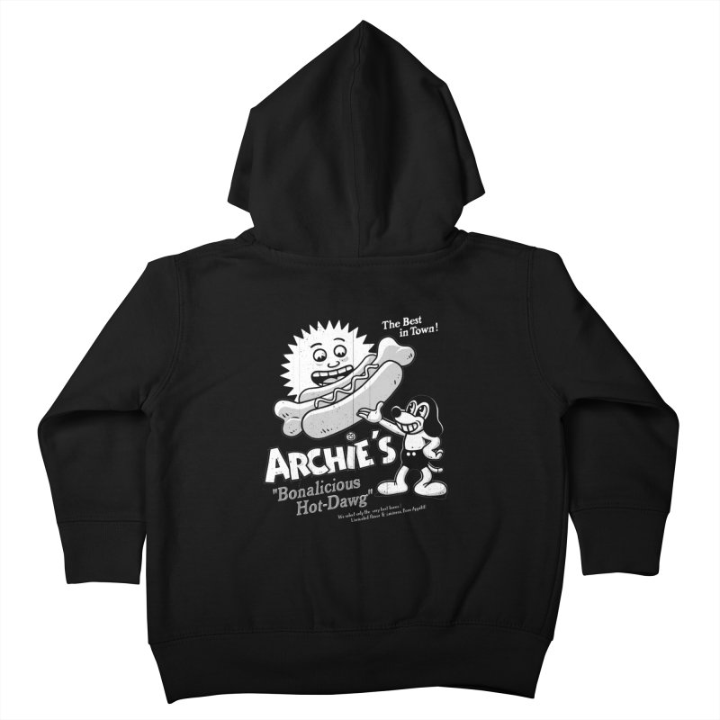 Archie's Kids Toddler Zip-Up Hoody by Victor Calahan