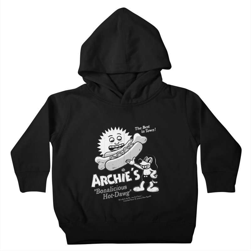 Archie's Kids Toddler Pullover Hoody by Victor Calahan