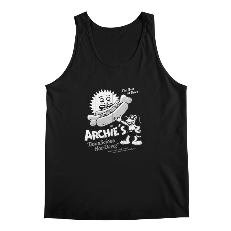 Archie's Men's Tank by Victor Calahan