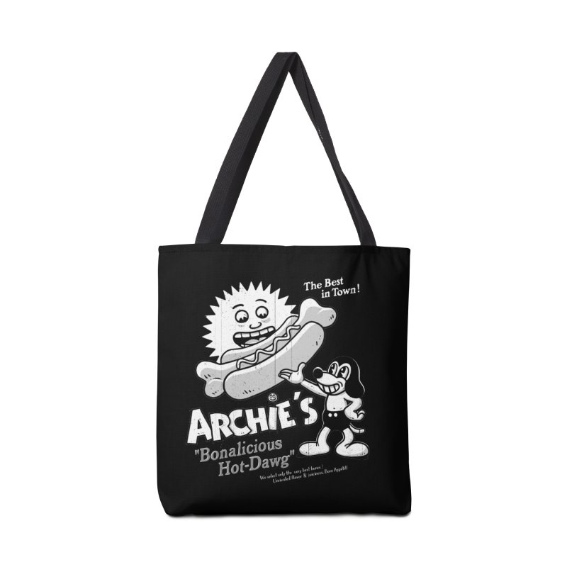 Archie's Accessories Bag by Victor Calahan