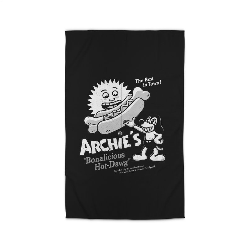 Archie's Home Rug by Victor Calahan