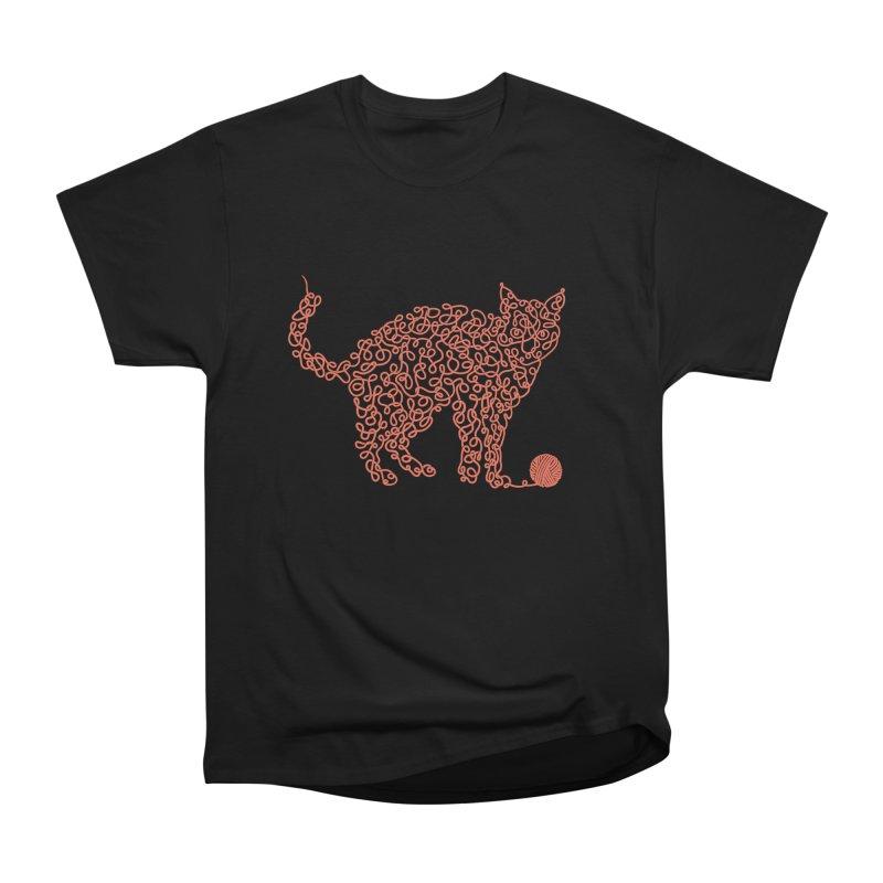 Intricat Men's Classic T-Shirt by Victor Calahan