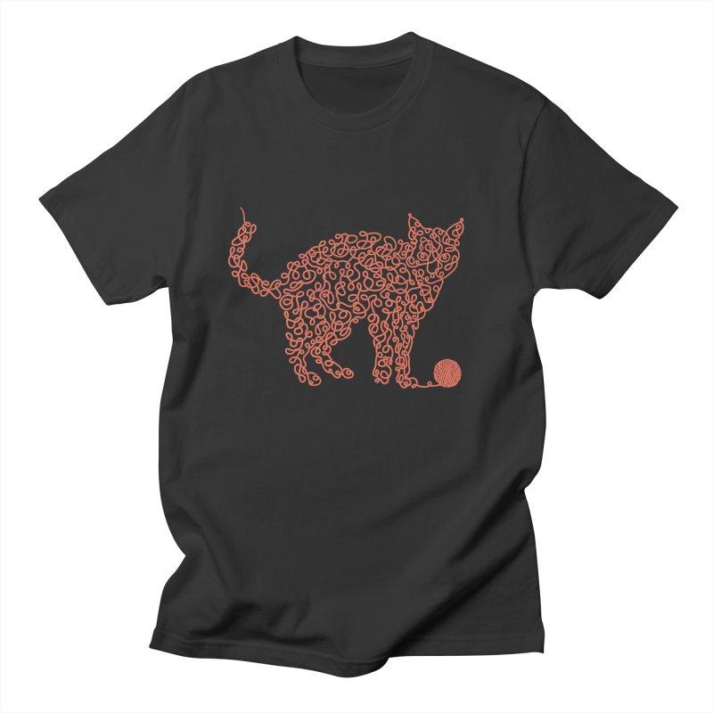Intricat Men's T-Shirt by Victor Calahan