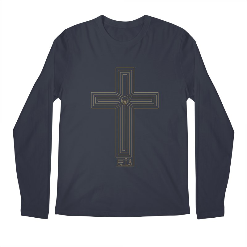 Road to Perdition Men's Longsleeve T-Shirt by Victor Calahan