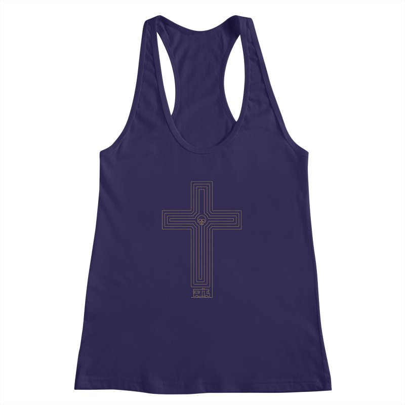 Road to Perdition Women's Racerback Tank by Victor Calahan