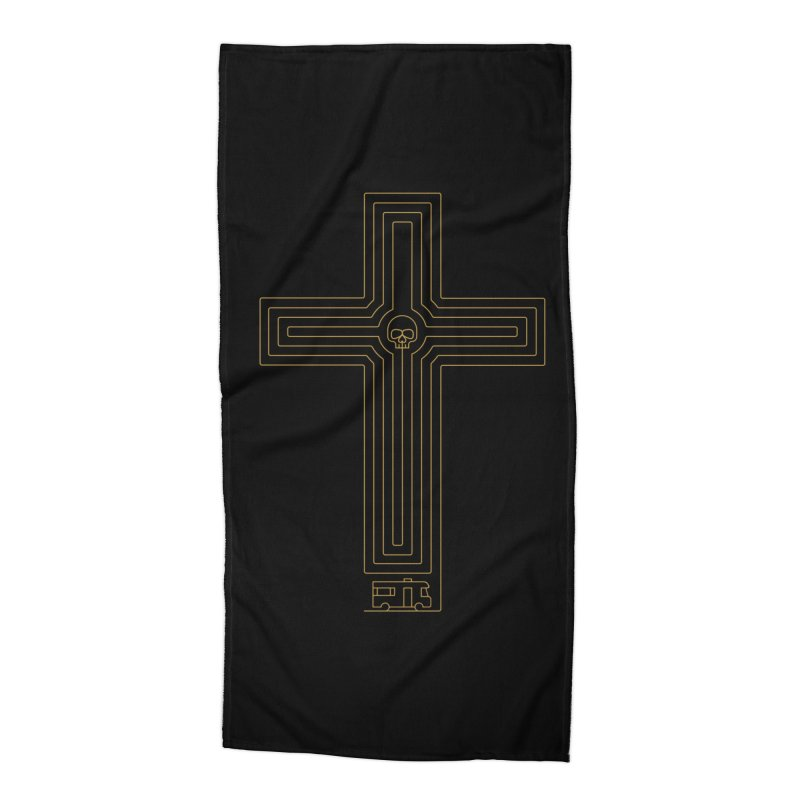 Road to Perdition Accessories Beach Towel by Victor Calahan