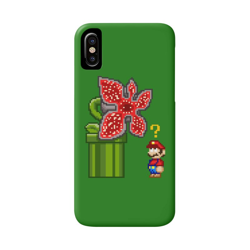 Stranger Bros Accessories Phone Case by Victor Calahan