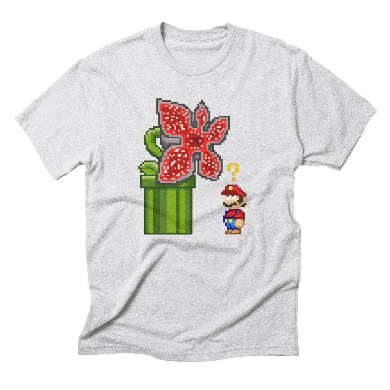 Stranger Bros Men's Triblend T-Shirt by Victor Calahan