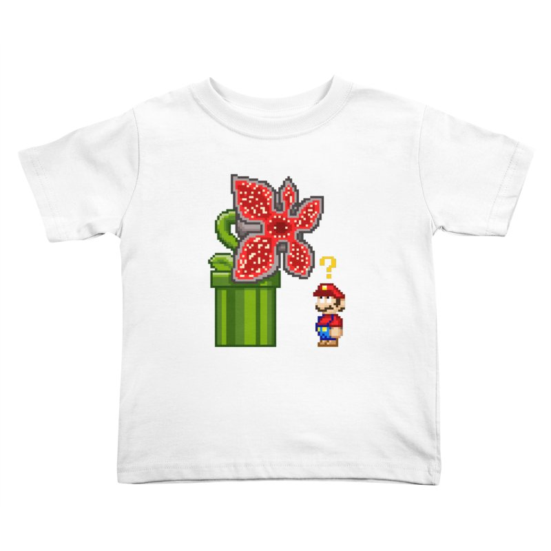 Stranger Bros Kids Toddler T-Shirt by Victor Calahan