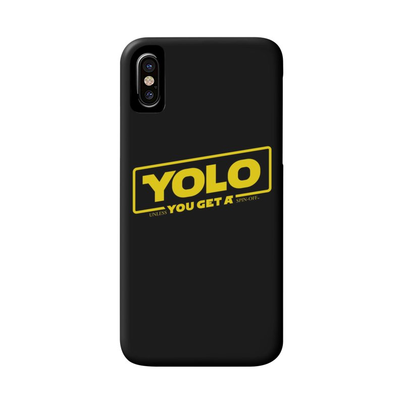 Yolo! Accessories Phone Case by Victor Calahan