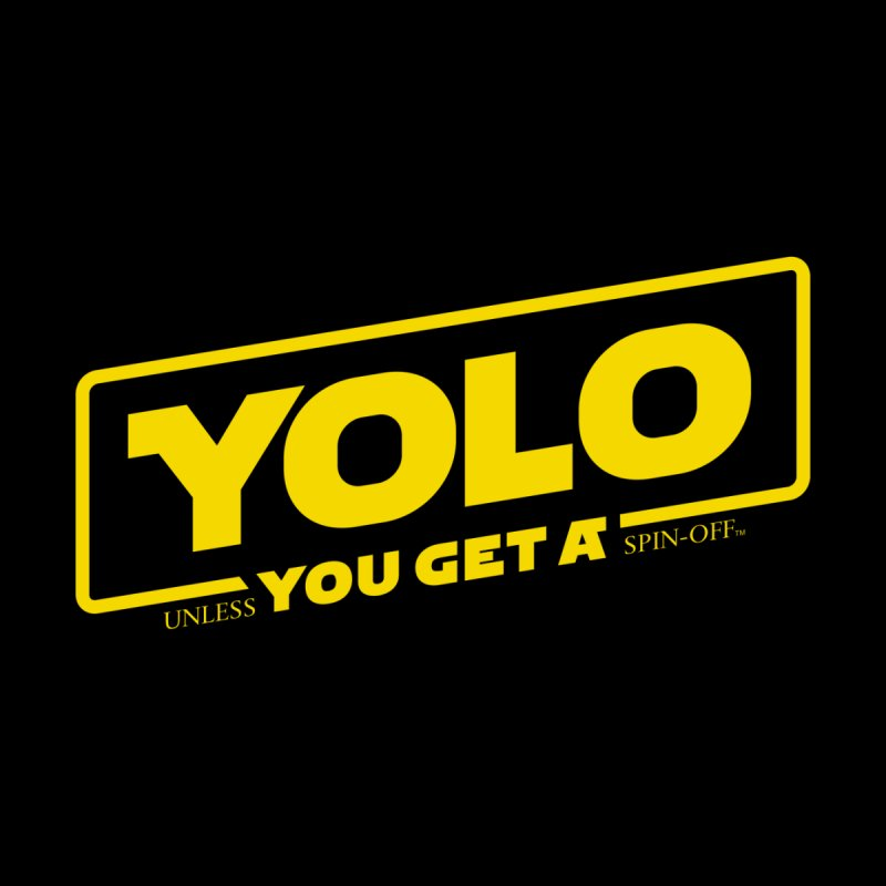Yolo! by Victor Calahan