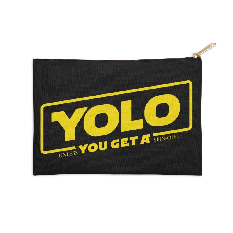 Yolo! Accessories Zip Pouch by Victor Calahan