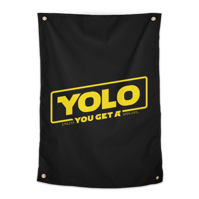 Yolo! Home Tapestry by Victor Calahan