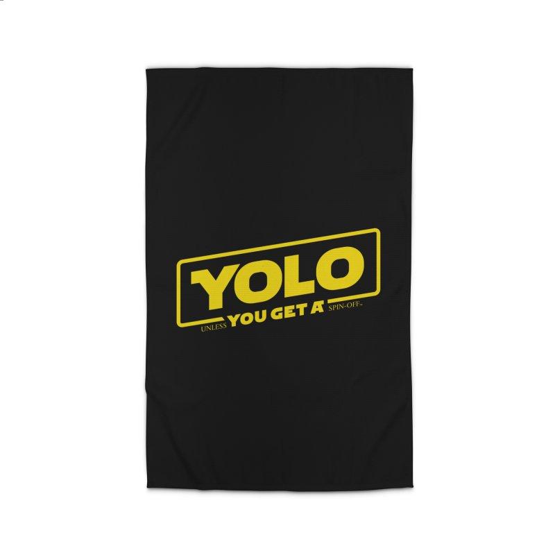 Yolo! Home Rug by Victor Calahan