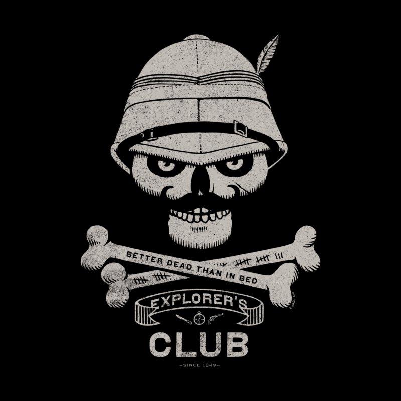 Explorer's Club by Victor Calahan