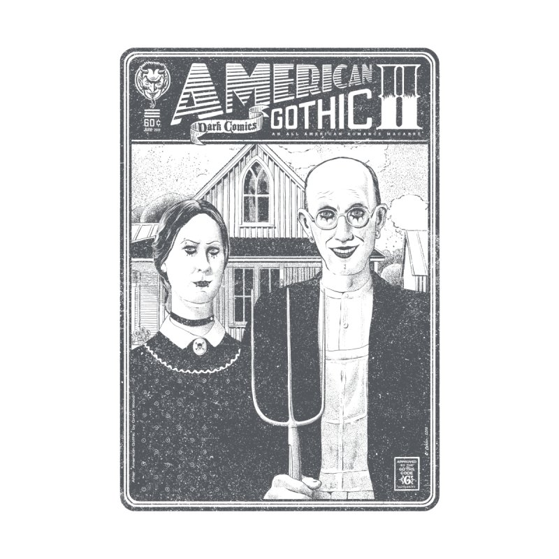 American Gothic 2.0 by Victor Calahan